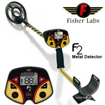 Металлоискатель FISHER F2