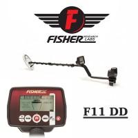 Металлоискатель Fisher F11 DD (с улучшенной катушкой)