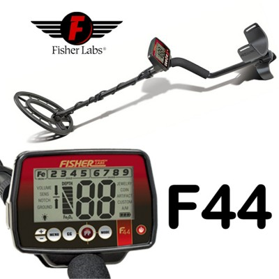 Металлоискатель Fisher F44 mono