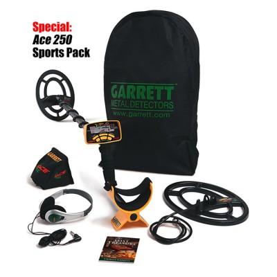 Металлоискатель Garrett ACE 250 PRO (Sport Pack)